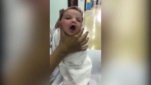 Infermiera neonato Arabia Saudita licenziamento