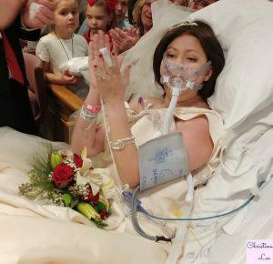 Heather Mosher cancro matrimonio ospedale