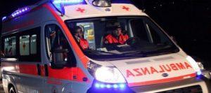 Napoli ambulanza D'Aniello talassemia