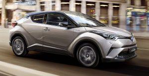 Toyota Italia ibrido gasolio