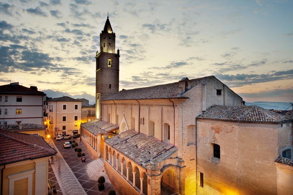 Città Sant'Angelo tra i luoghi dove si vive meglio