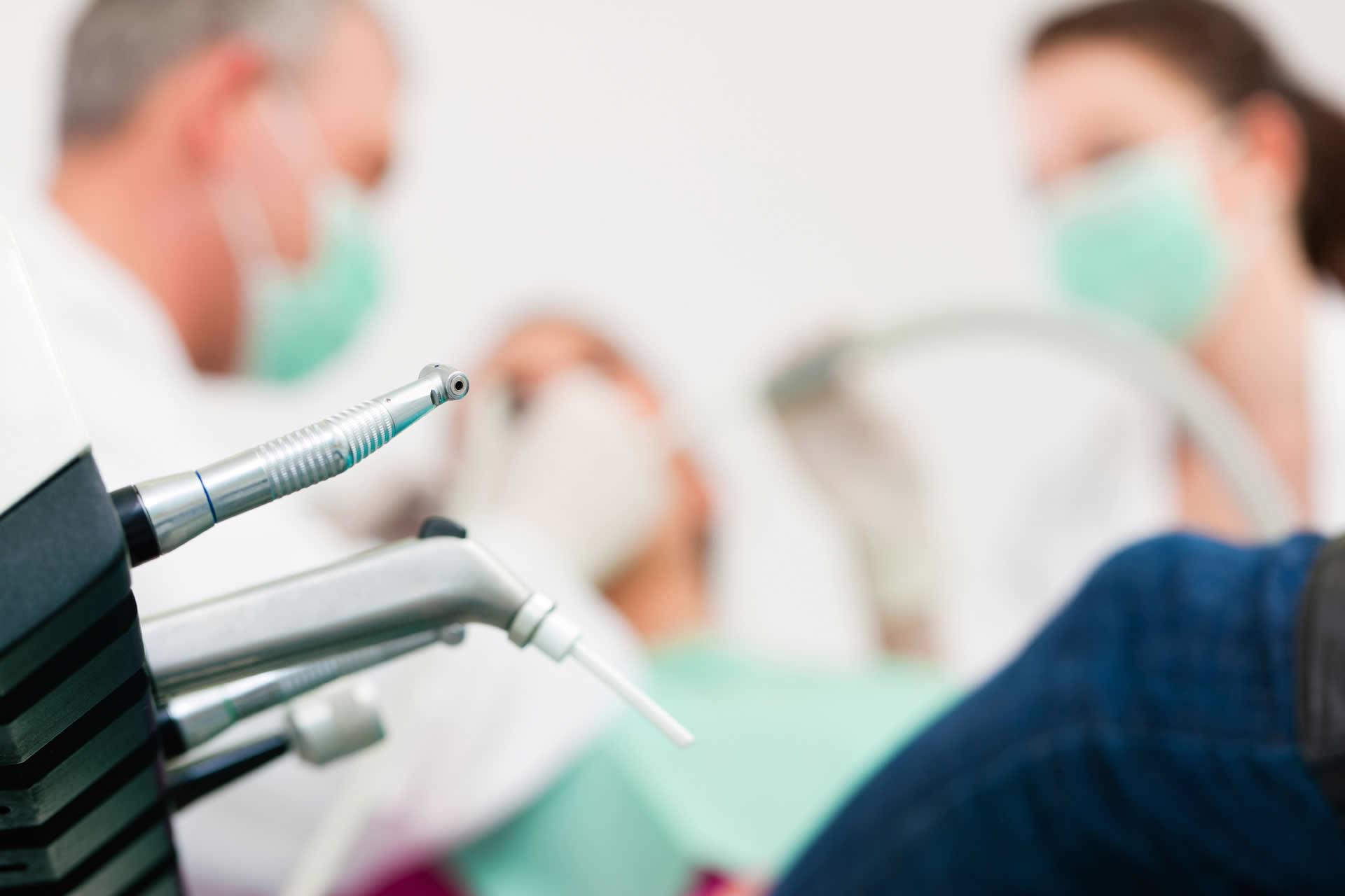 Parodontite intervento chirurgico cura