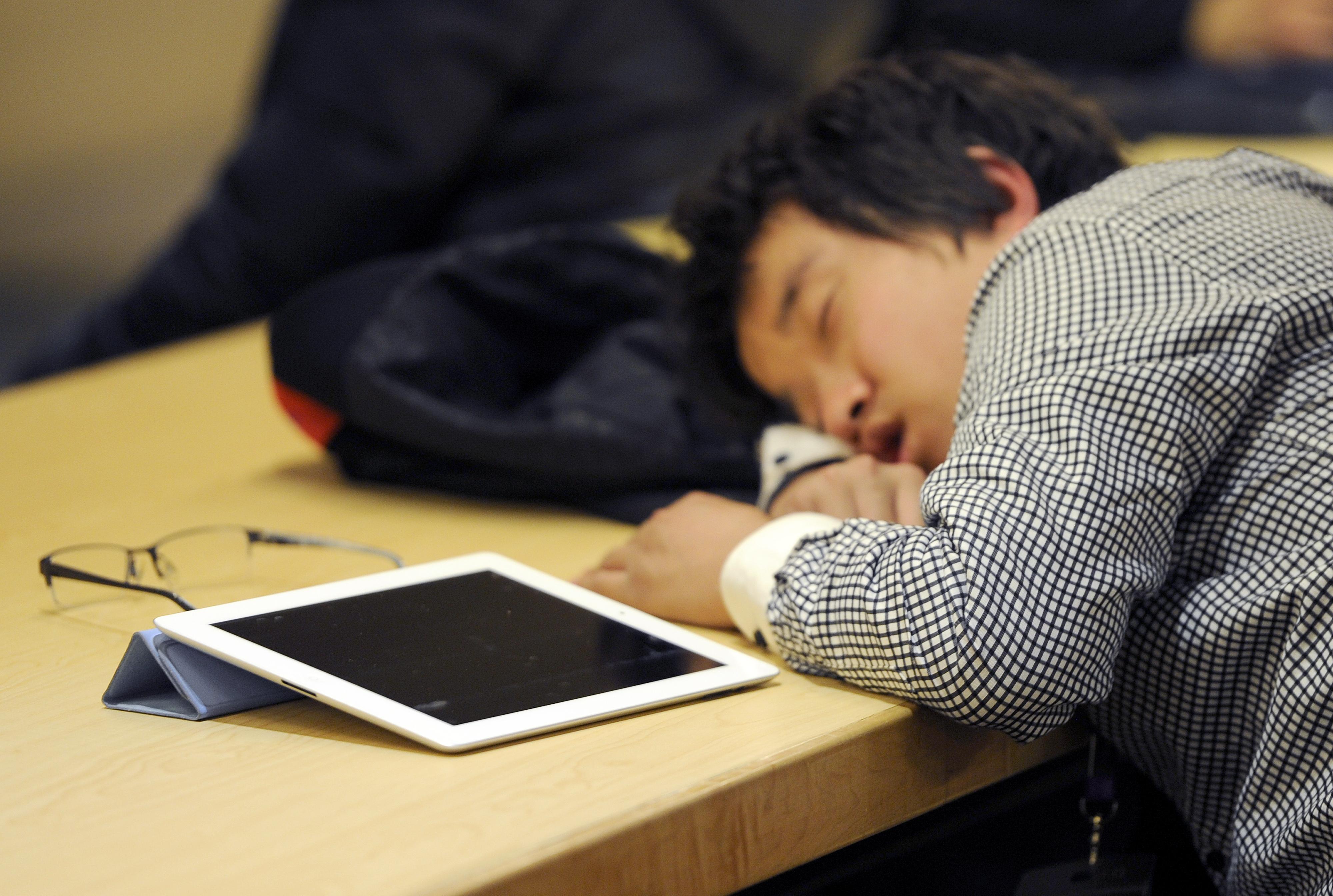 Dormire sempre segnale di salute precaria