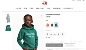 H&M: spot razzista ritirato