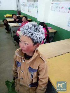 Cina Manfu scuola neve