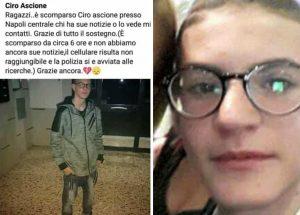 Ciro Ascione: scoperto cadavere a Casoria