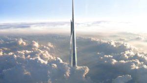 Arabia Saudita: grattacielo alto un chilometro