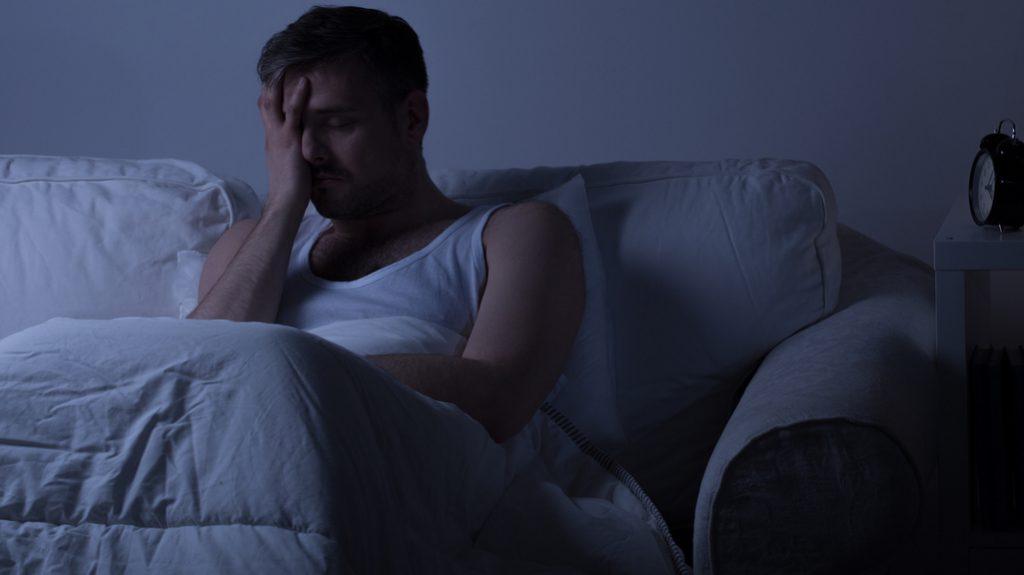 Dormire poco: danni alla salute