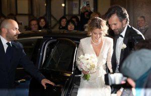 Carlo Cracco e Rosa Fanti sposi a Milano