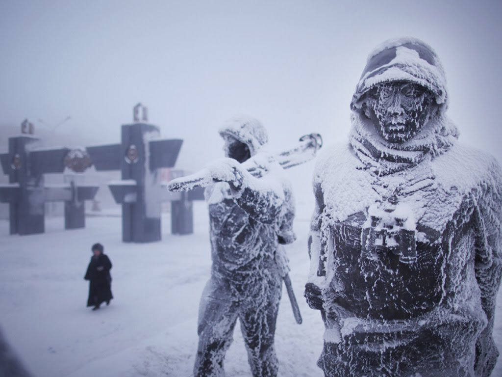 Villaggio più freddo del mondo? Oymyakon