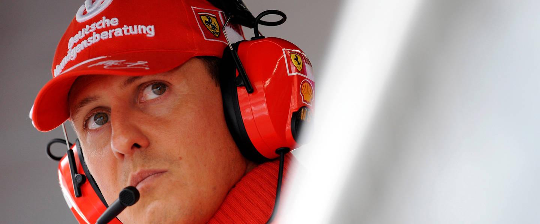 Michael Schumacher come sta?