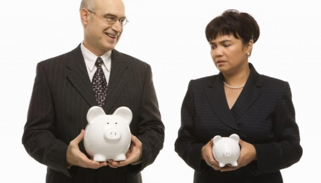 Disparità salariale tra uomini e donne