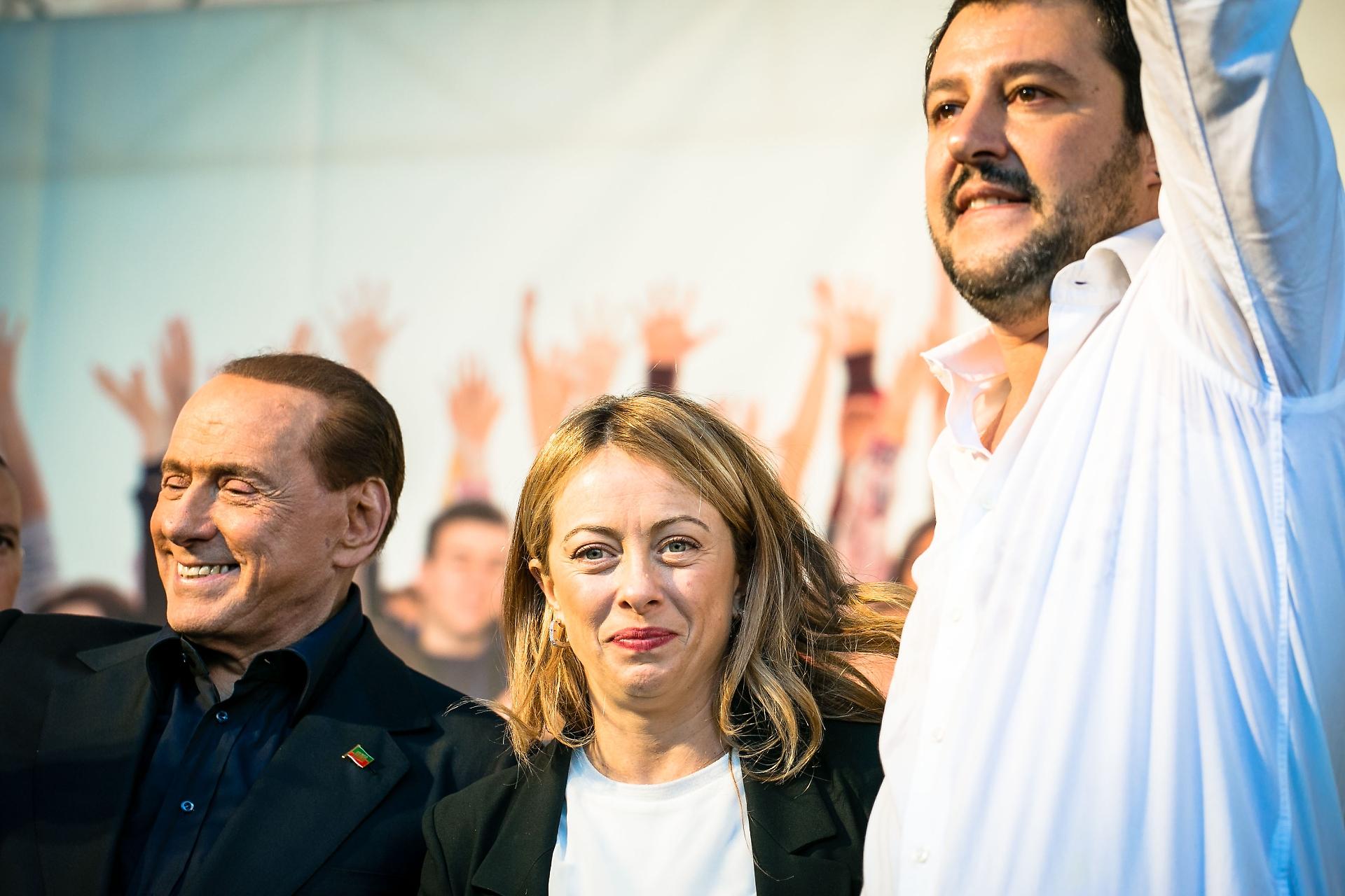 Salvini elezioni 2018 premier