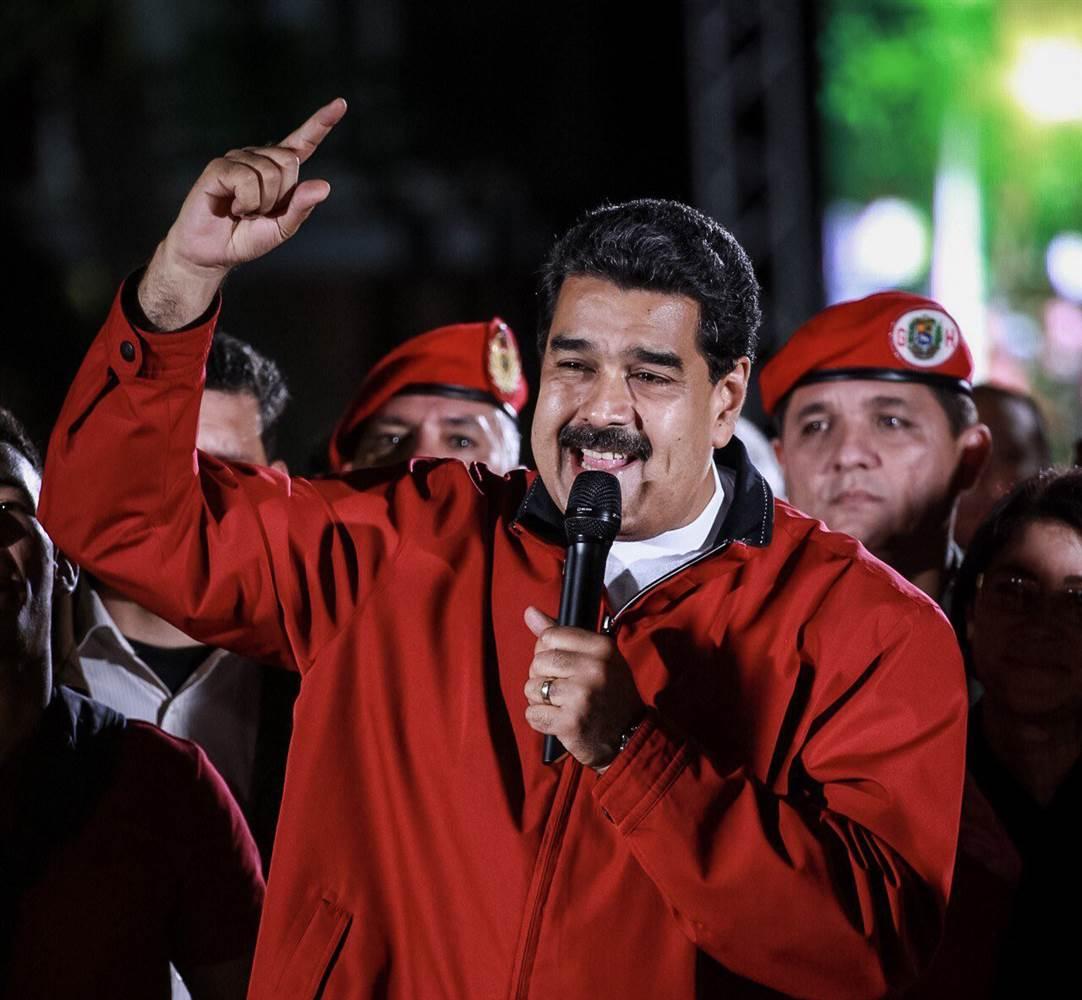 Venezuela-Maduro-indossa-capo-Lacoste