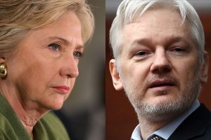 Usa-WikiLeaks-Assange-Clinton