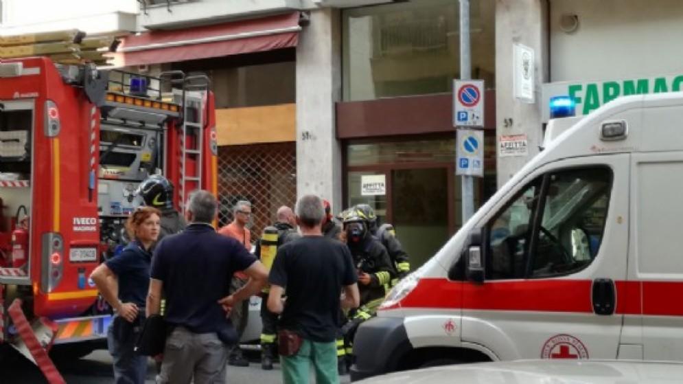 Bologna-scoppio-palazzo-cantina