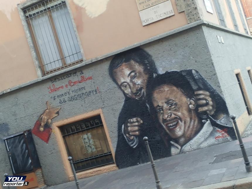 Murales-di-Falcone-e-Borsellino-sfregiato