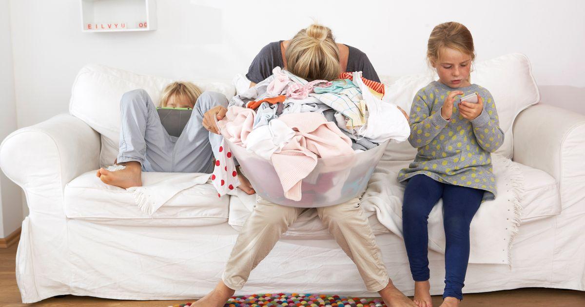 figli-invecchiamento-stress