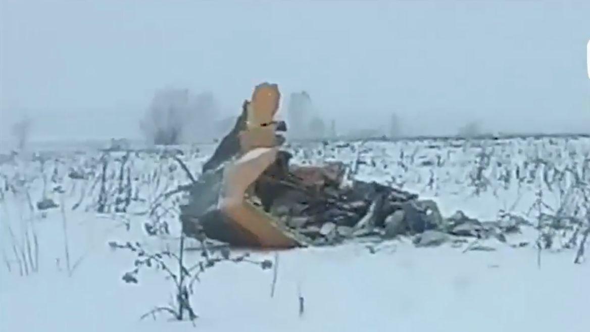aereo-cade-a-Mosca