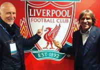 Liverpool Roma, Conti fa dito medio