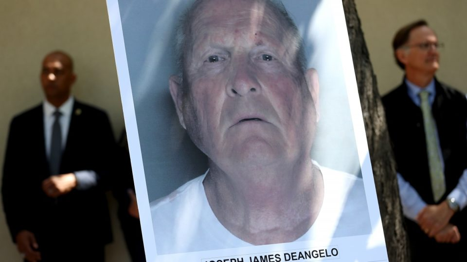 Golden State Killer arrestato in California
