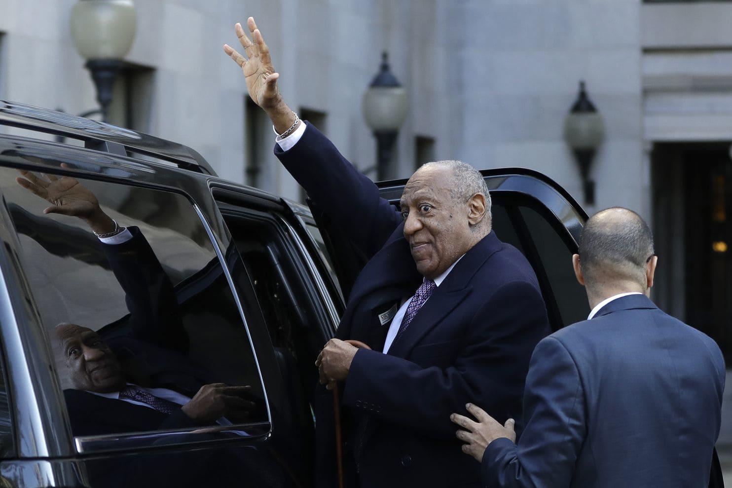 Bill Cosby rischia fino a 30 anni di prigione
