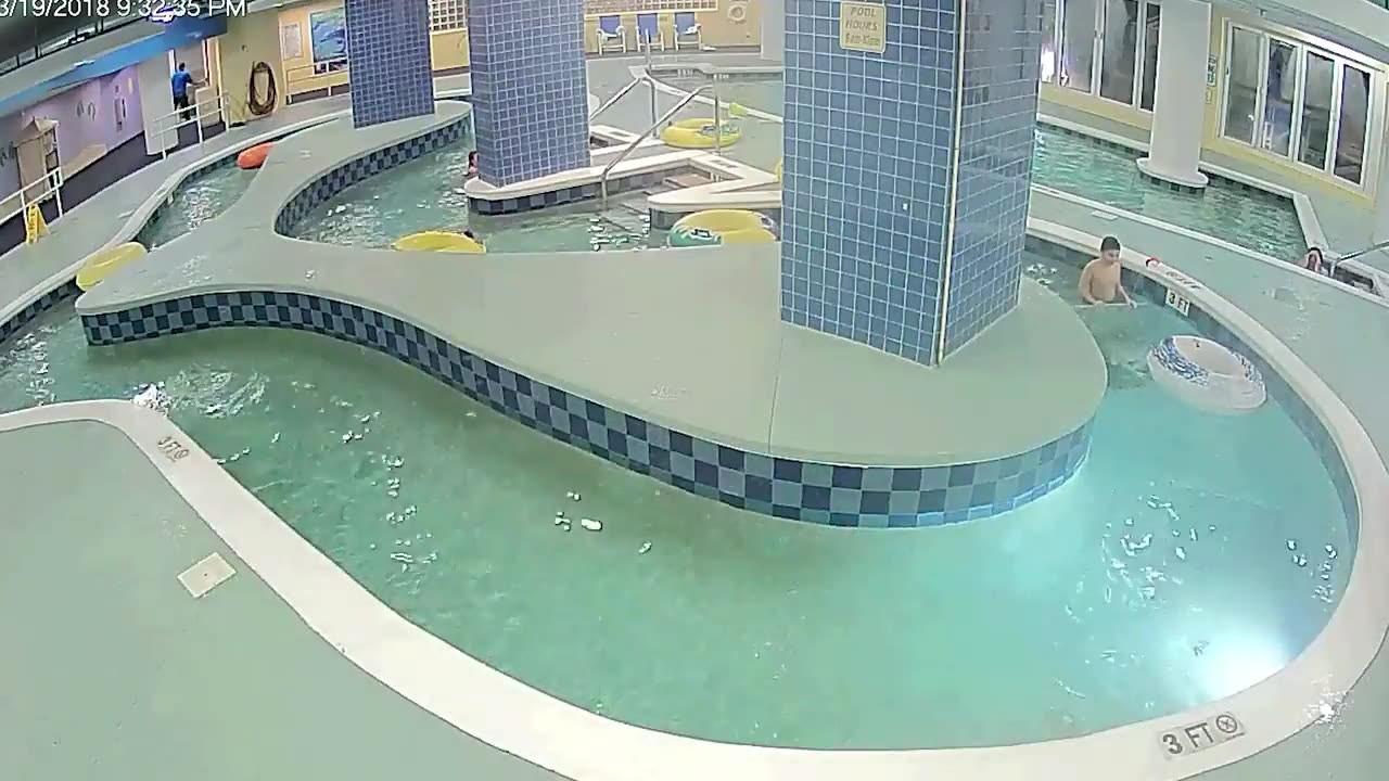 Carolina del Sud, dodicenne rischia annegamento in piscina