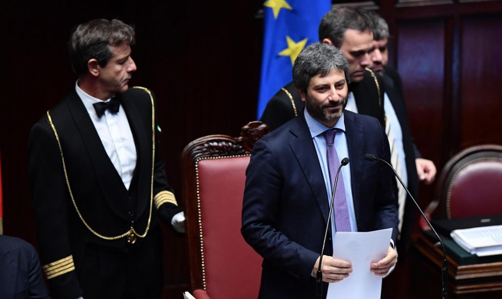 Roberto Fico, servizio Iene su colf in nero