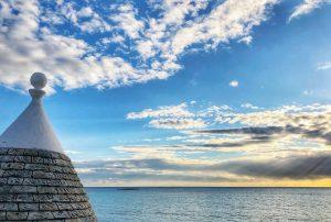 selfie-porto-cesareo-passeggino-acqua