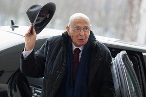 Giorgio Napolitano operato al cuore a Roma