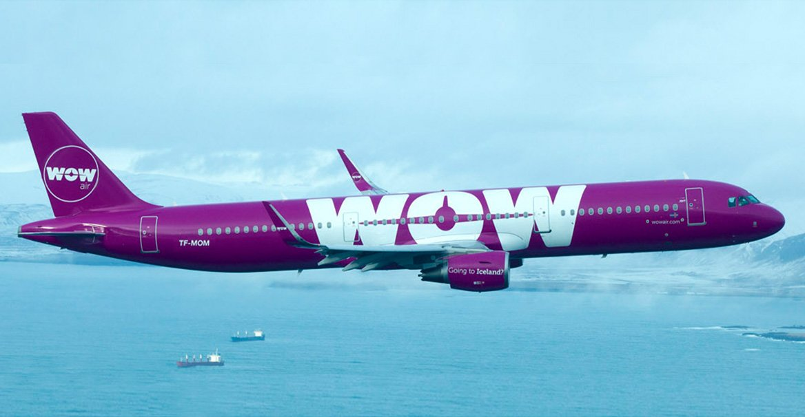 Wow Air ti paga per viaggiare