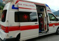 Bimba cade dalla finestra a Trento