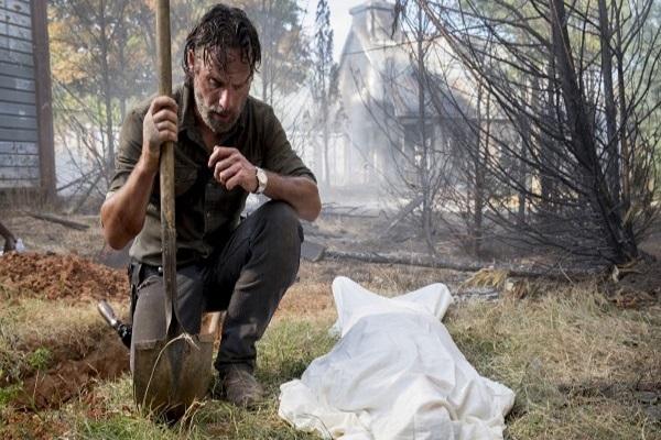 The Walking Dead 9 nona stagione spoiler anticipazioni Rick Andrew Lincoln