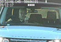 Dito medio sulla Range Rover: condannato