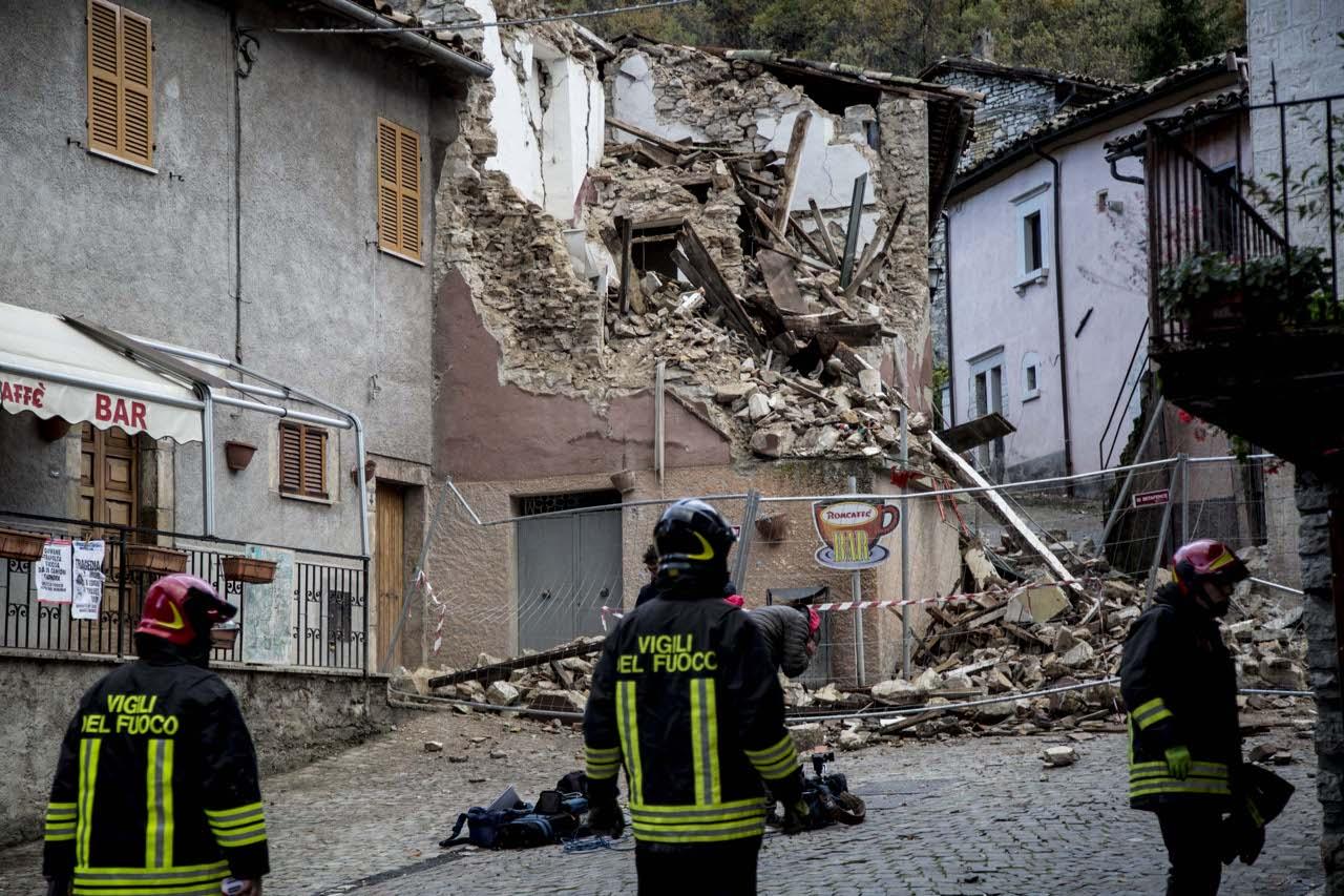 Terremoto, il suicidio di uno sfollato