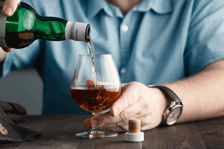 Alzheimer causato dall'abuso di alcol