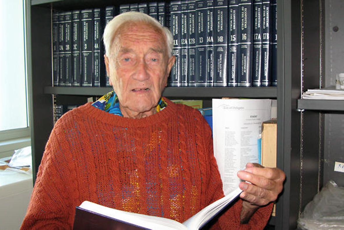 David Goodall, 104 anni, morirà in Svizzera