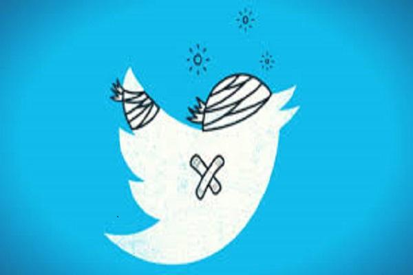 Crisi Twitter, perchè c'è un calo utenti