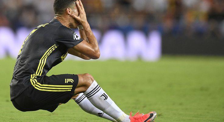 Cristiano Ronaldo: cosa rischia dopo l'espulsione in Champions?