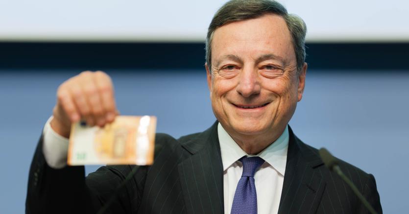 Mario Draghi: Qe stop a dicembre, parole italiane hanno creato danni