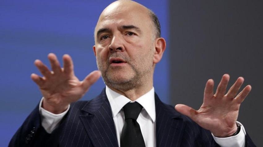 Moscovici: Italia un problema nella zona Euro