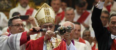 Come funziona il miracolo di San Gennaro