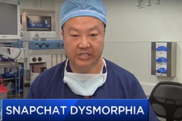Dismorfia Snapchat, boom di interventi chirurgici
