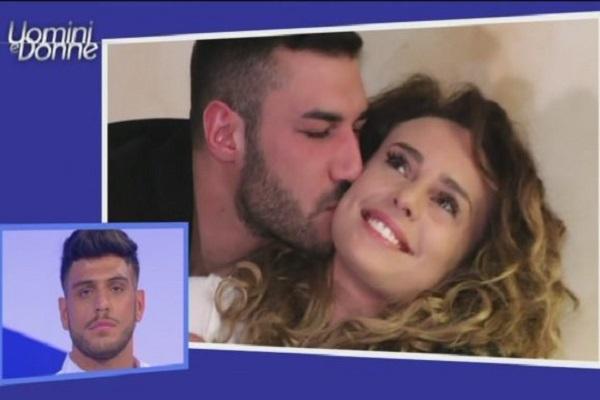 Sara Affi Fella corteggia Lorenzo Riccardi a Uomini e Donne?