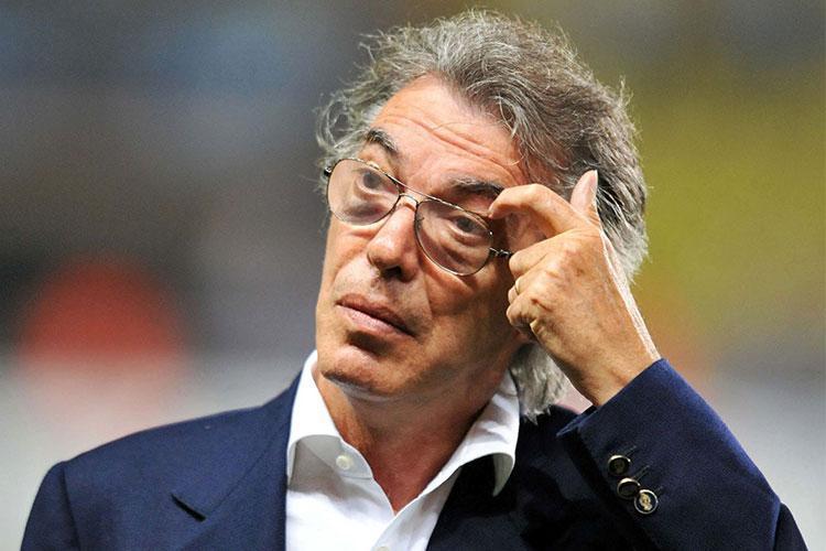 Massimo Moratti sarà il nuovo presidente della FIGC?
