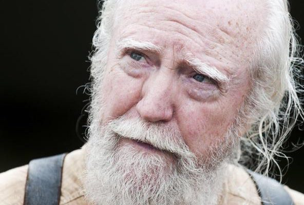 Scott Wilson: morto l'attore di The Walking Dead