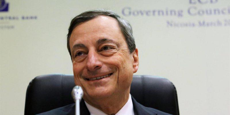 """Mario Draghi avverte l'Italia: """"Il patto di stabilità va rispettato"""""""