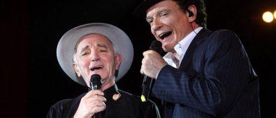 "Massimo Ranieri piange Charles Aznavour: ""Era un faro"""