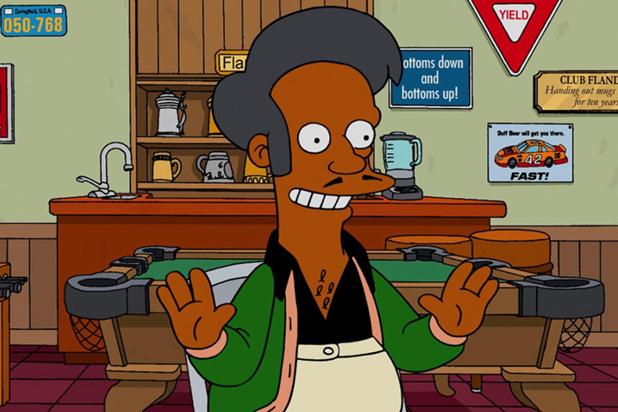 Simpson: il personaggio di Apu verrà eliminato per le troppe polemiche