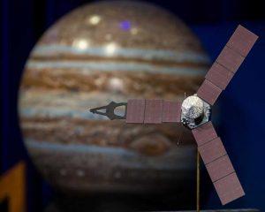 Sonda Juno, sul web si possono trovare molte immagini della sonda dei record